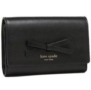 Kate Spade Sawyer Street Callie Trifold Wallet